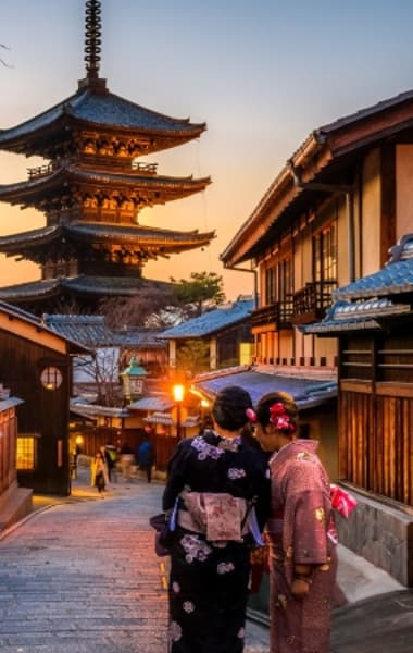 Top 5 Areas To Stay In Kyoto