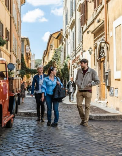 Private tour guides Italy
