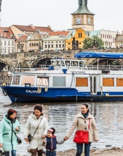 Walking tours Prague