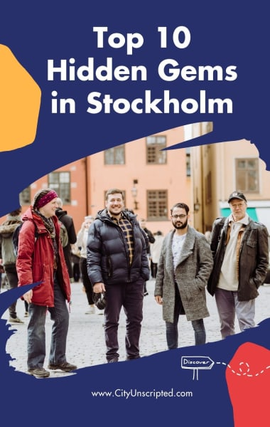 10 Hidden Gems In Stockholm – A Local's Recommendations