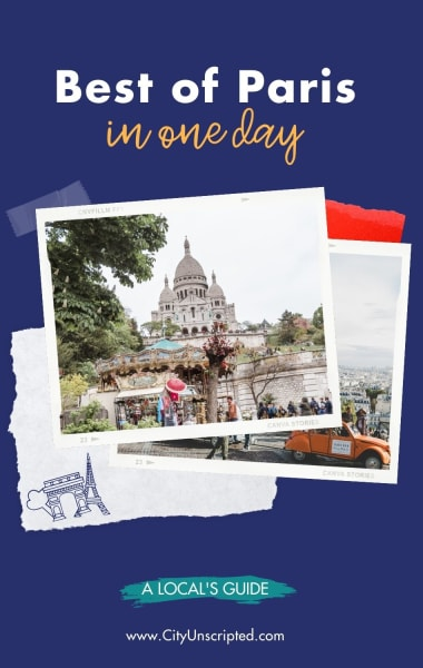 One Day In Paris - The Ultimate 24 Hour Itinerary