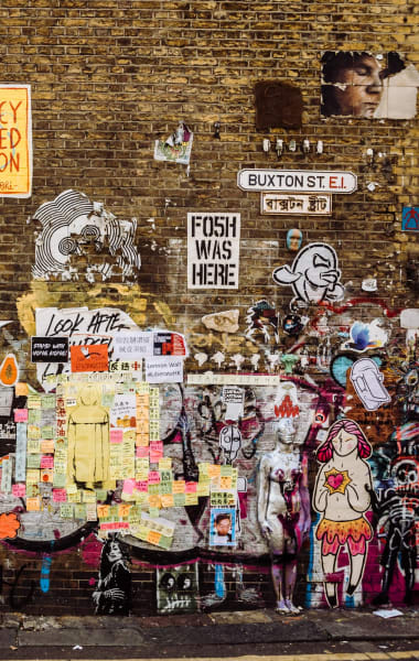 An Artist's Guide to East London