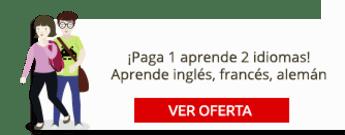 Dynamic Teaching - ¡Paga 1 aprende 2 idiomas! Estudia inglés, francés, portugués, alemán y chino