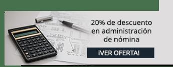 Impacto Gerencial S.A.S - 20% de descuento en administración de nómina