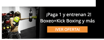¡Paga 1 y entrenan 2! Boxeo + kick boxing + muay thai + clases fitness y más -  Training Nation