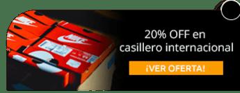 Envíos Logística & Más S.A.S. - 20% OFF en casillero internacional