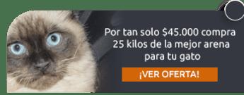 Por solo $45.000 lleva 25 kg de arena para gatos + domicilio gratis - Arena Para Gatos Persian Cats