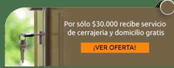 Por sólo $30.000 recibe servicio de cerrajeria y domicilio gratis - Cerrajeria Heitan