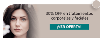 30% OFF en tratamientos corporales y faciales - Aromes & Bien Entre Medical Spa