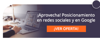 ¡Aprovecha! Posicionamiento en redes sociales y en Google - Marketing en Internet