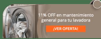 11% OFF en mantenimiento general para tu lavadora - Accesorios Electrodomésticos