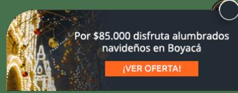 Por $85.000 disfruta alumbrados navideños en Boyacá - Tritones Tours