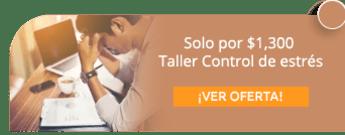 Solo por $1,300 Taller Control de estrés - Casa De Barrio