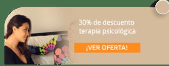 30% de descuento terapia psicológica - Claudia Cruz Psicóloga