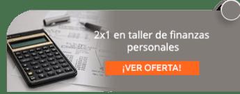2x1 en taller de finanzas personales - Infode S.A.S