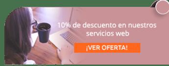 10% de descuento en nuestros servicios web - LB Technology
