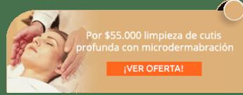 Por $55.000 limpieza de cutis profunda con microdermabración - Fisioestetic Spa