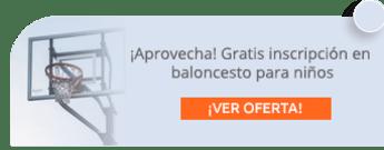 ¡Aprovecha! Gratis inscripción en baloncesto para niños - Club de Baloncesto Bogotá
