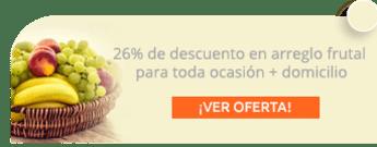 26% de descuento en arreglo frutal para toda ocasión + domicilio - Surtifrutas Go
