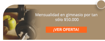 Mensualidad en gimnasio por tan sólo $50.000 - Power Training GYM
