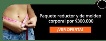 Paquete reductor y de moldeo corporal por $300.000 - EDIESTETIC