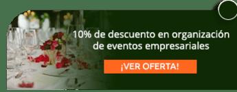 10% de descuento en organización de eventos empresariales - ARE Producciones Y Eventos