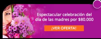 Espectacular celebración del día de las madres por $80.000 - Vivir Viajando S.A.S