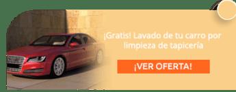 ¡Gratis! Lavado de tu carro por limpieza de tapicería - Autolavado Smart Wash Club