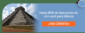 Hasta 80% de descuento en sim card para México - Mi Simcard