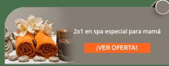 2x1 en spa especial para mamá - Chamarel Spa