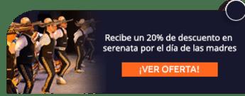 Recibe un 20% de descuento en serenata por el día de las madres - Mariachi Clasico Estelar de Johny Bossa