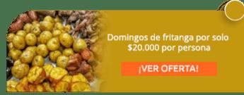 Domingos de fritanga por solo $20.000 por persona - Chancho Rico Fritanga