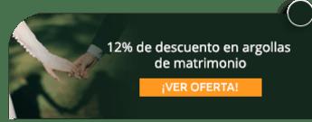 12% de descuento en argollas de matrimonio - Joyería y Orfebrería Jeison Valentín