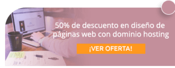 50% de descuento en diseño de páginas web con dominio hosting - Marketing Digital Orooplex
