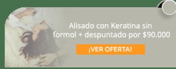 Alisado con Keratina sin formol + despuntado por $90.000 - John Coy Peluquería Studio