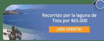 Recorrido por la laguna de Tota por $65.000 - Vivir Viajando S.A.S