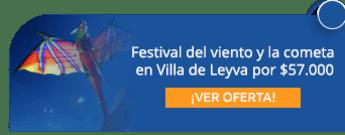 Festival del viento y la cometa en Villa de Leyva por $57.000 - Vivir Viajando S.A.S