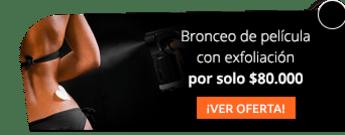 Bronceo de película con exfoliación por solo $80.000 - Natural Tan