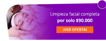 Limpieza facial completa por solo $90.000 - Sarani Spa & Beauty Care