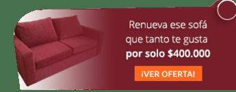 Renueva ese sofá que tanto te gusta por solo $400.000 - Alimuebles