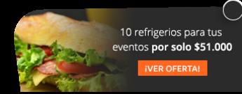 10 refrigerios para tus eventos por solo $51.000 - Alimentos El Toke