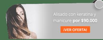Alisado con keratina y manicure por $90.000 - Asesoría de Imagen