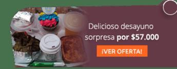 Delicioso desayuno sorpresa por $57.000 - Madame Cupcakes