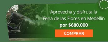 Aprovecha y disfruta la Feria de las Flores en Medellín por $680.000 - Viajes Shaday