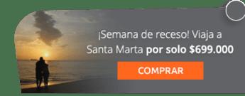 ¡Semana de receso! Viaja a Santa Marta por solo $699.000 - Amazonikos Viajes