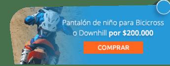 Pantalón de niño para Bicicross o Downhill por $200.000 - Ac Sports