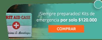 ¡Siempre preparados! Kits de emergencia por solo $120.000 - Escuela Abierta de Gestión de Riesgo