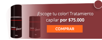 ¡Escoge tu color! Tratamiento capilar por $75.000 - Sananda Coaching