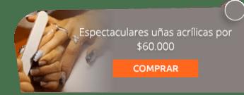 Espectaculares uñas acrílicas por $60.000 - Stylo Color & Figura Andrea C