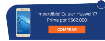 ¡Imperdible! Celular Huawei Y7 Prime por $562.000 -  Comunicaciones Dilan Jai